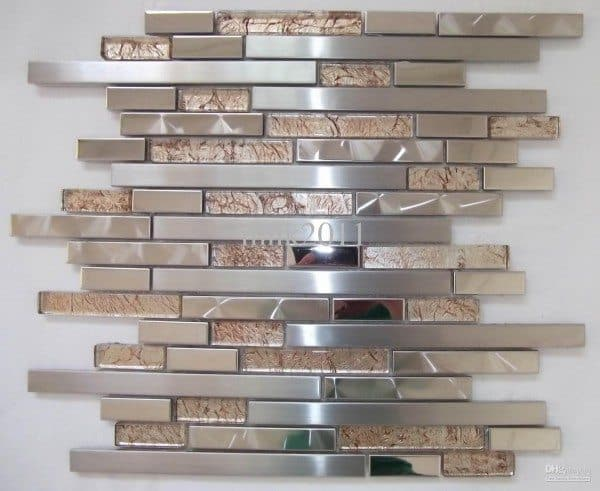 Stainless Steel Tiles Home Design