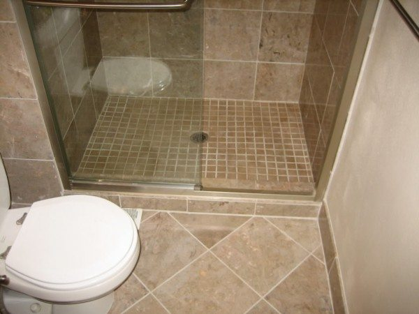 Tile Shower Pan Decoration
