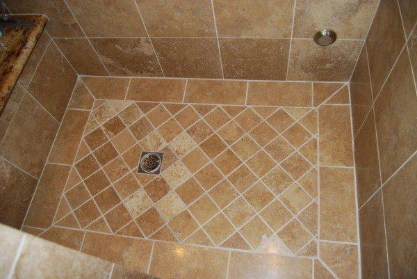Tile Shower Pan Home Design