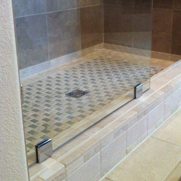 Tile Shower Pan Interior Design