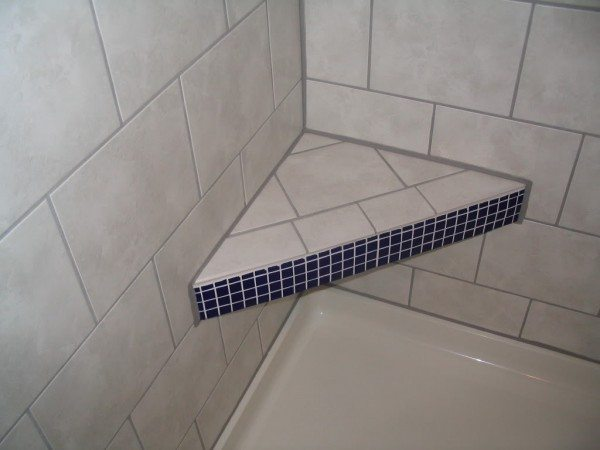 Tile Shower Pan Picture