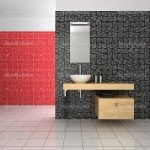 Black Bathroom Tiles Home Design