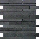 Black Ceramic Tile Home Design
