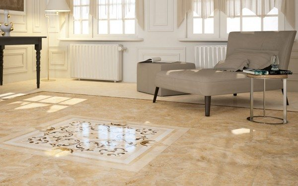 Ceramic Flooring Decoration