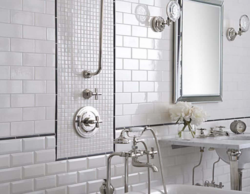 Cheap Bathroom Tiles Design – Contemporary Tile Design Ideas From ...