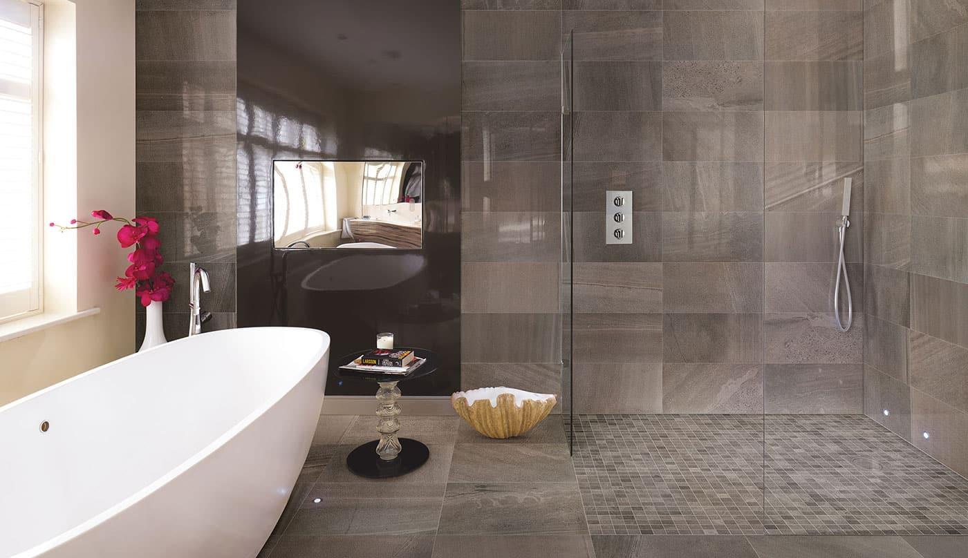 Bon Cheap Bathroom Tiles Home Design