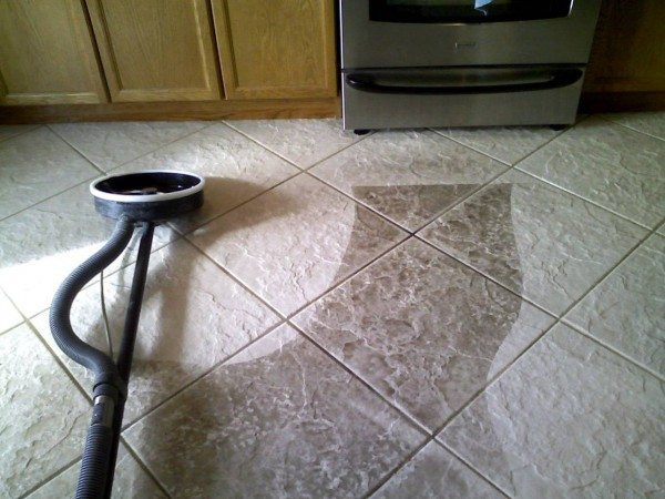 Cleaning Tile Grout 2014