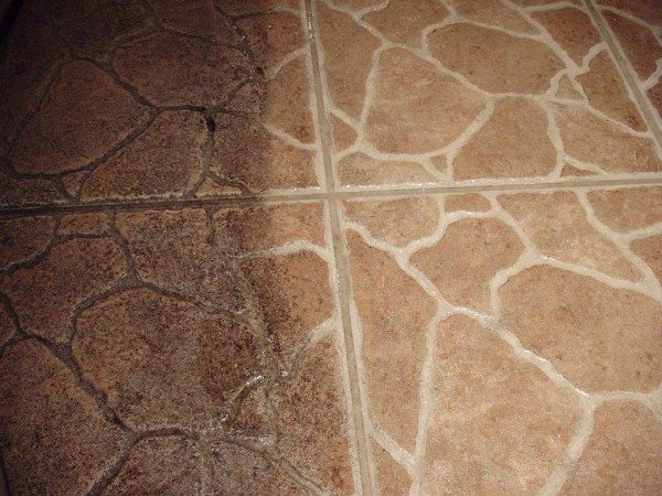 Cleaning Tile Grout Decoration