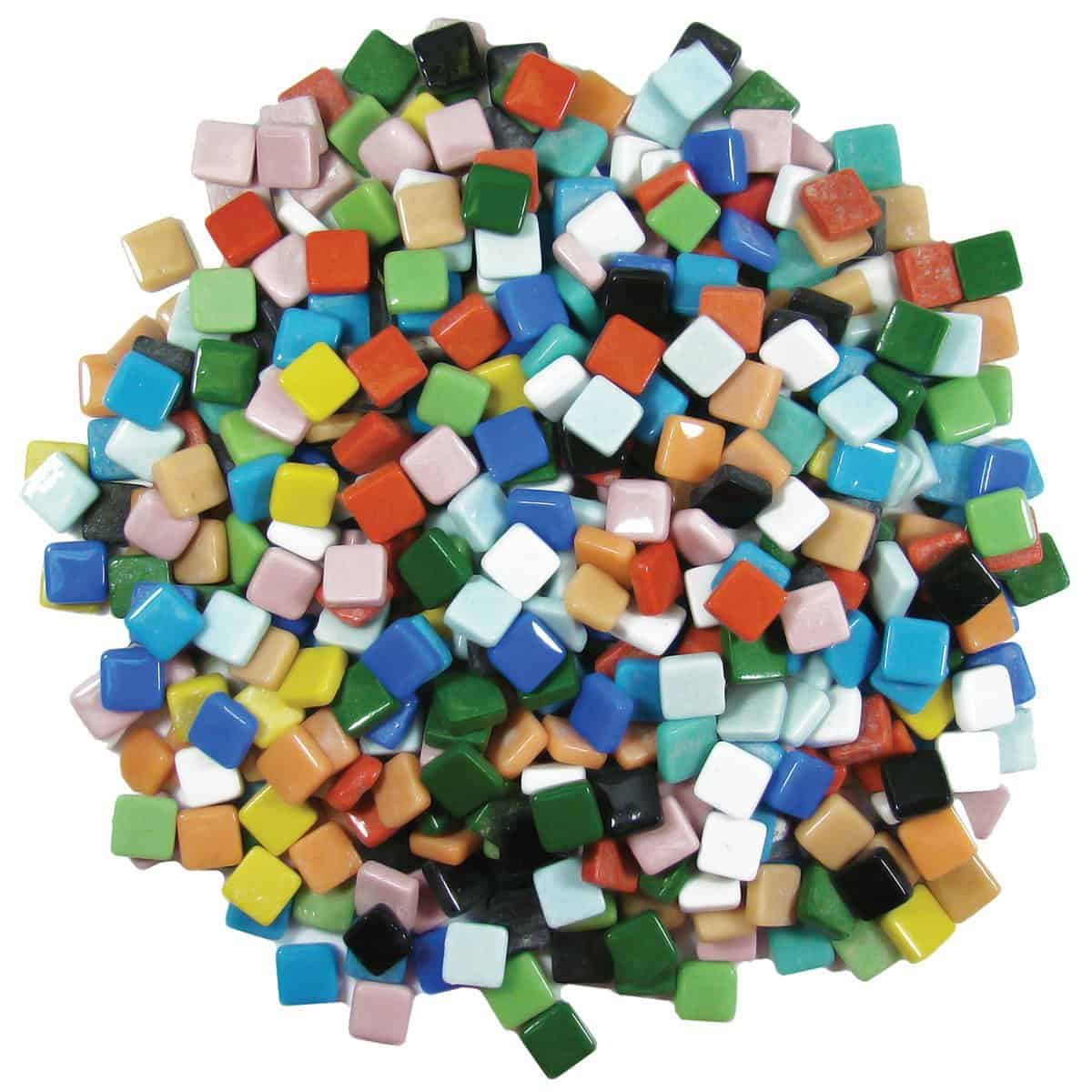 Small mosaic tiles for crafts - Discount Mosaic Tile Example