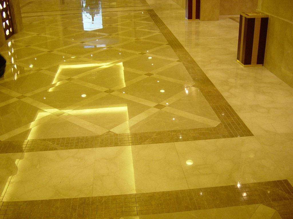 Stone Tile Flooring : Granite floor tile interior design contemporary