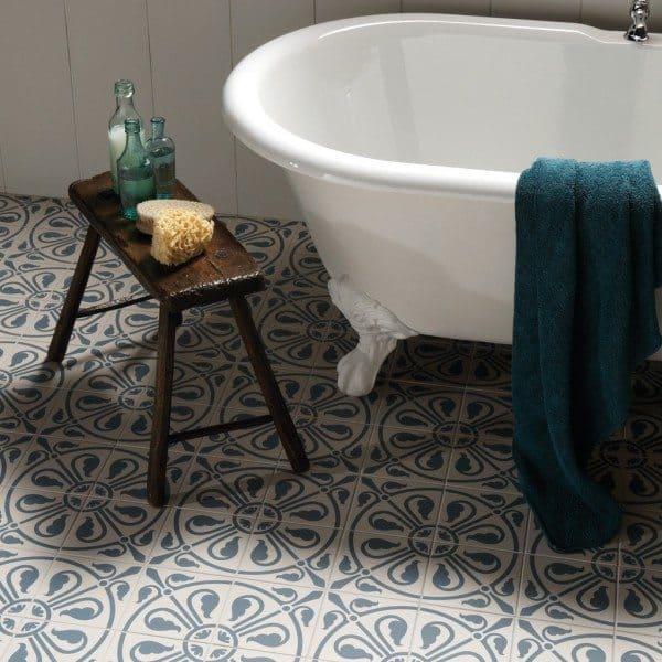 Original Style Tiles Decoration