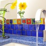 Recycled Glass Tiles 2014