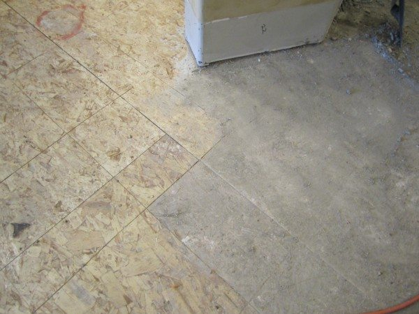 Tile Removal 2014