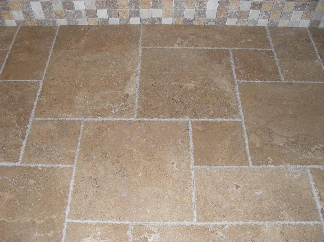 Travertine floor tiles decoration contemporary tile for Floor tile planner