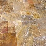 Travertine Floor Tiles Image