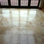 Travertine Floor Tiles Photo