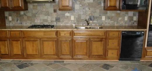 Wall Tiles Kitchen Photo