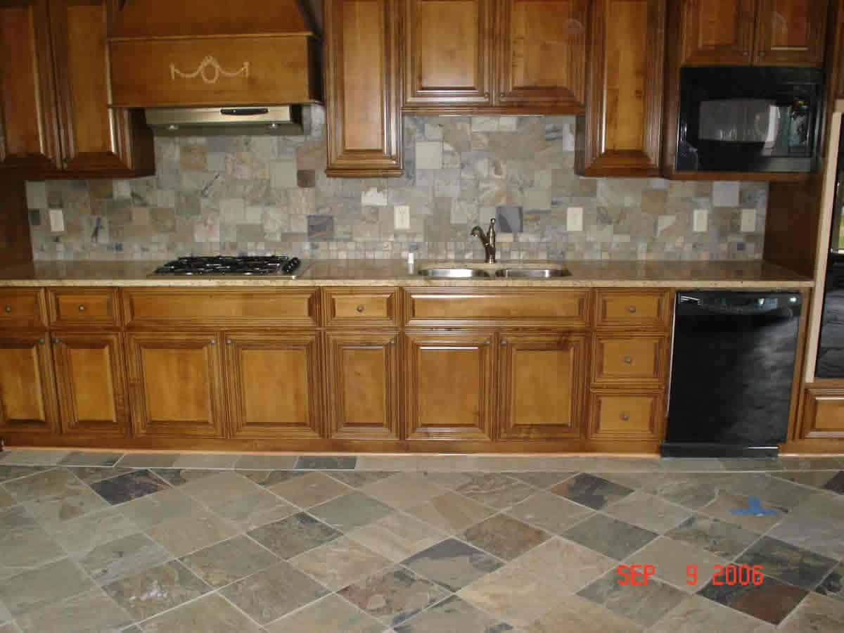 Wall Tiles Kitchen Photo