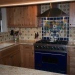 Wall Tiles Kitchen Picture