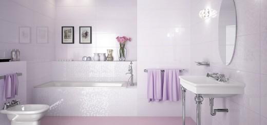 Bathroom Mosaic Tiles Photo