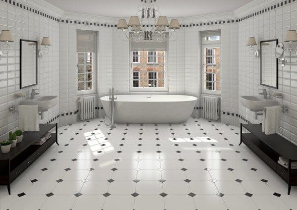 Bathroom Tiles Pictures Photo