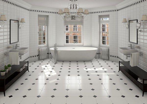 Bathroom Tiles Pictures Photo