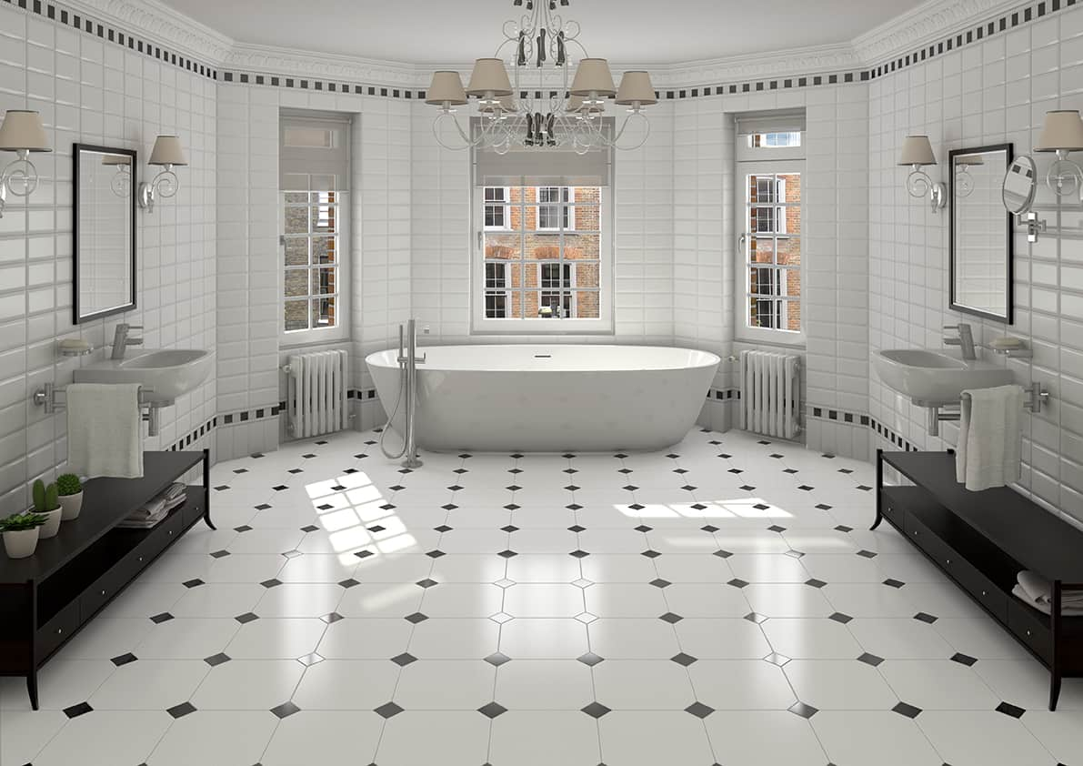 Bathroom Tiles Pictures Photo – Contemporary Tile Design ...