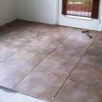 Laying Floor Tiles Home Design