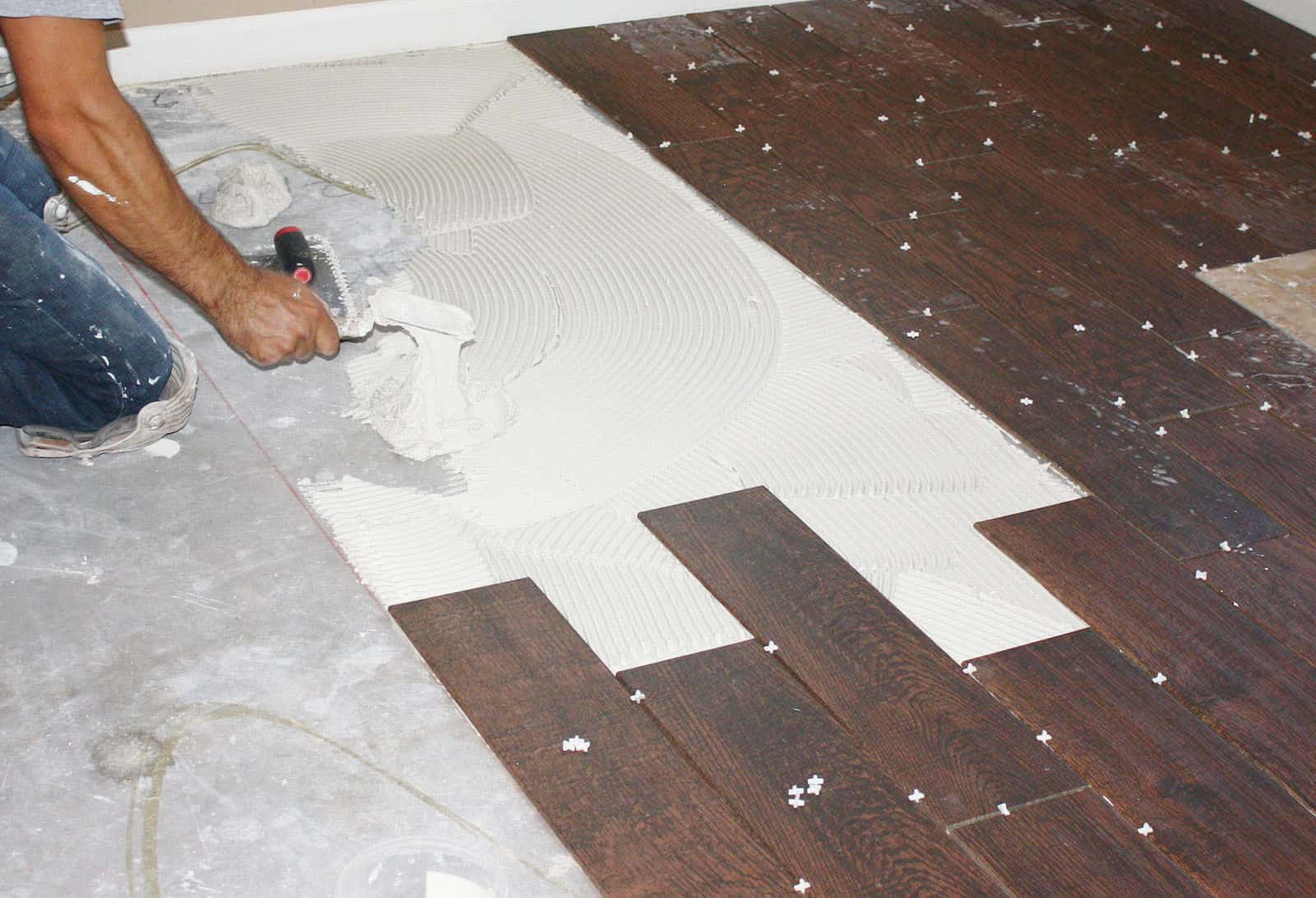 Laying Floor Tiles Interior Design Contemporary Tile
