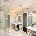 Mirror Tiles Decoration