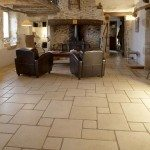 Natural Stone Floor Tiles Design