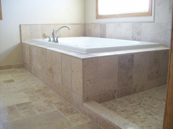 Natural Stone Floor Tiles Image