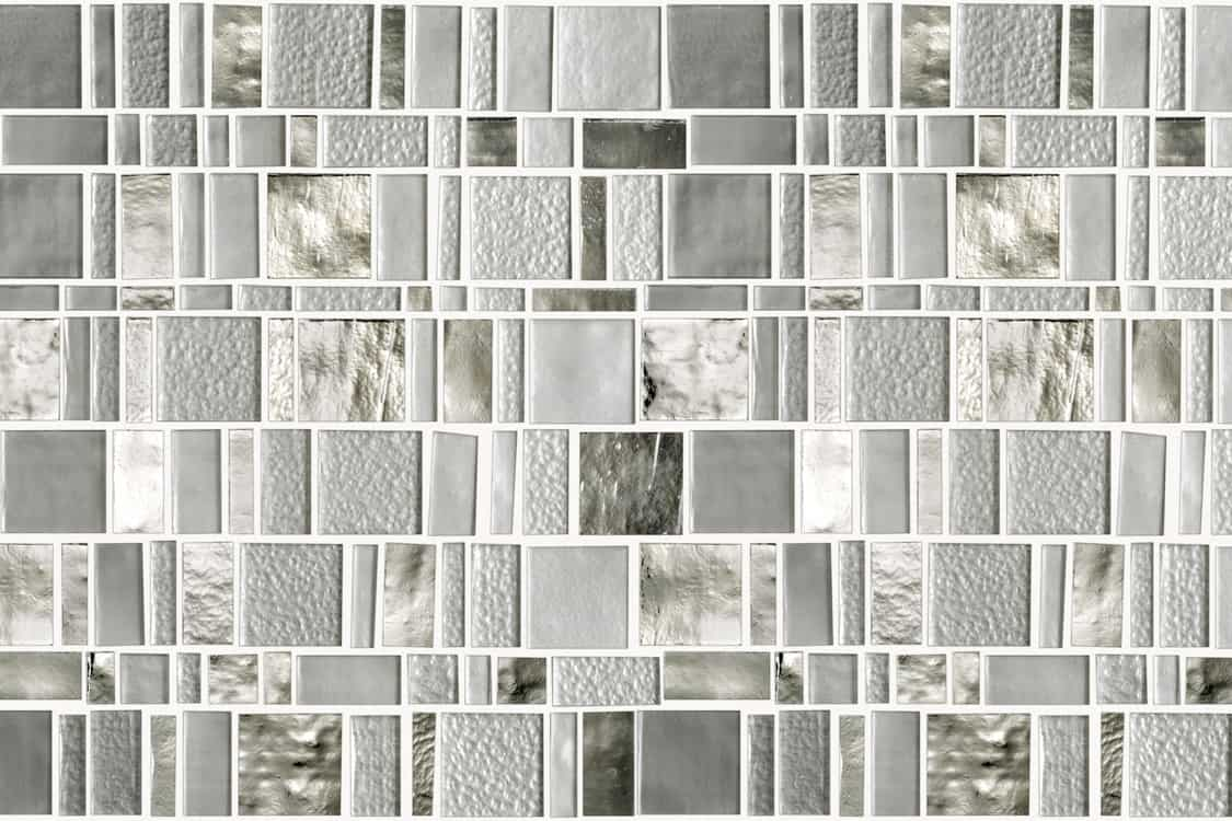 Recycled Glass Tile Decoration – Contemporary Tile Design Ideas From ...