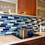 Recycled Glass Tile Design