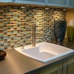 Recycled Glass Tile Picture