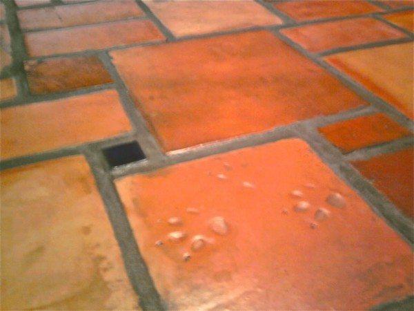 Saltillo Tile Example