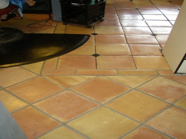 Saltillo Tile Home Design