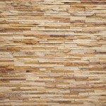 Stone Wall Tile Decoration
