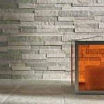 Stone Wall Tile Interior Design